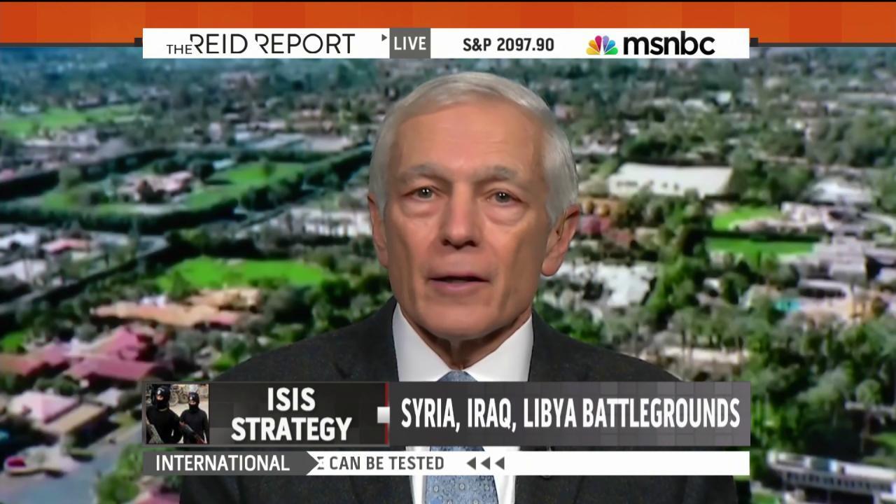 Gen. Wesley Clark on ISIS: What's next?