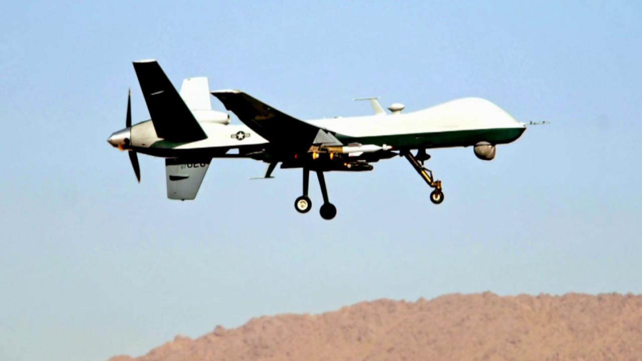Major Shift in US drone policy