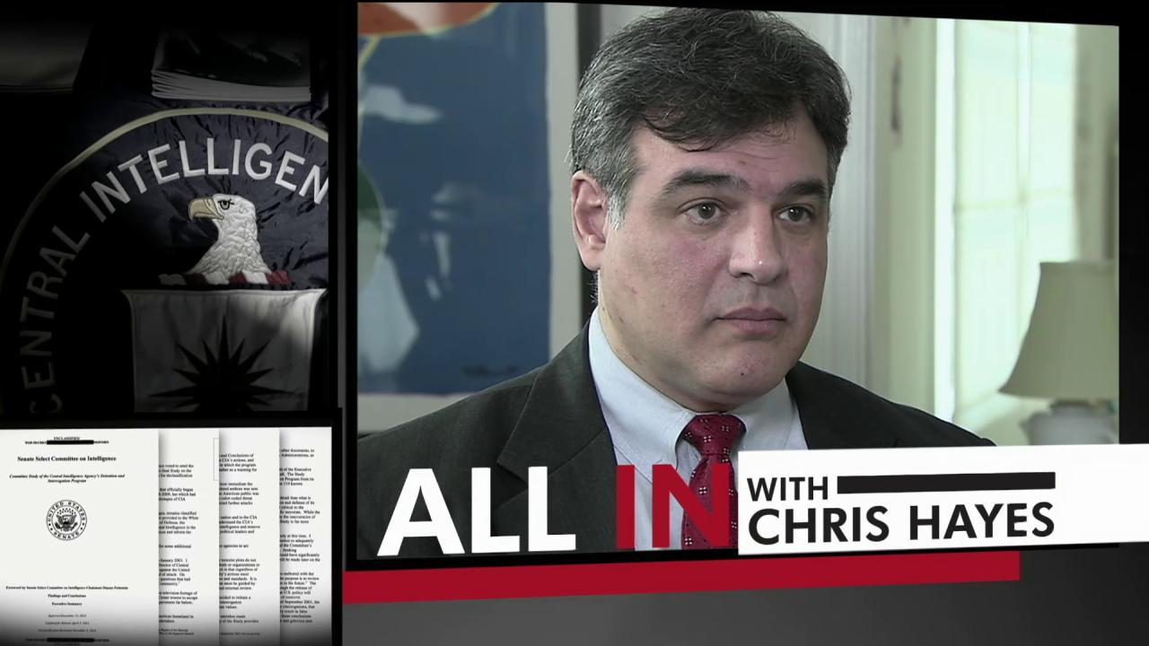 Former CIA officer reflects on prison