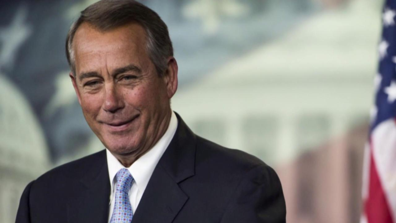 Pushing Boehner to the brink with DHS funding