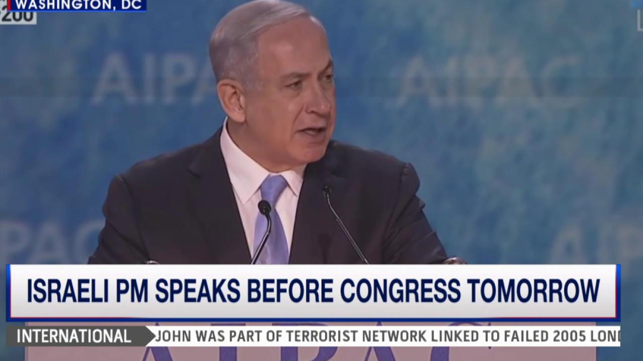 Congress braces for Netanyahu speech