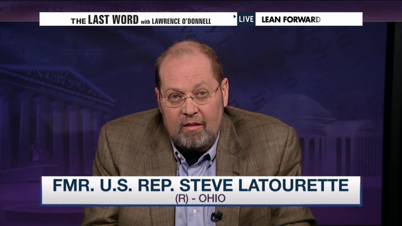 LaTourette: Boehner needs to 'take no...