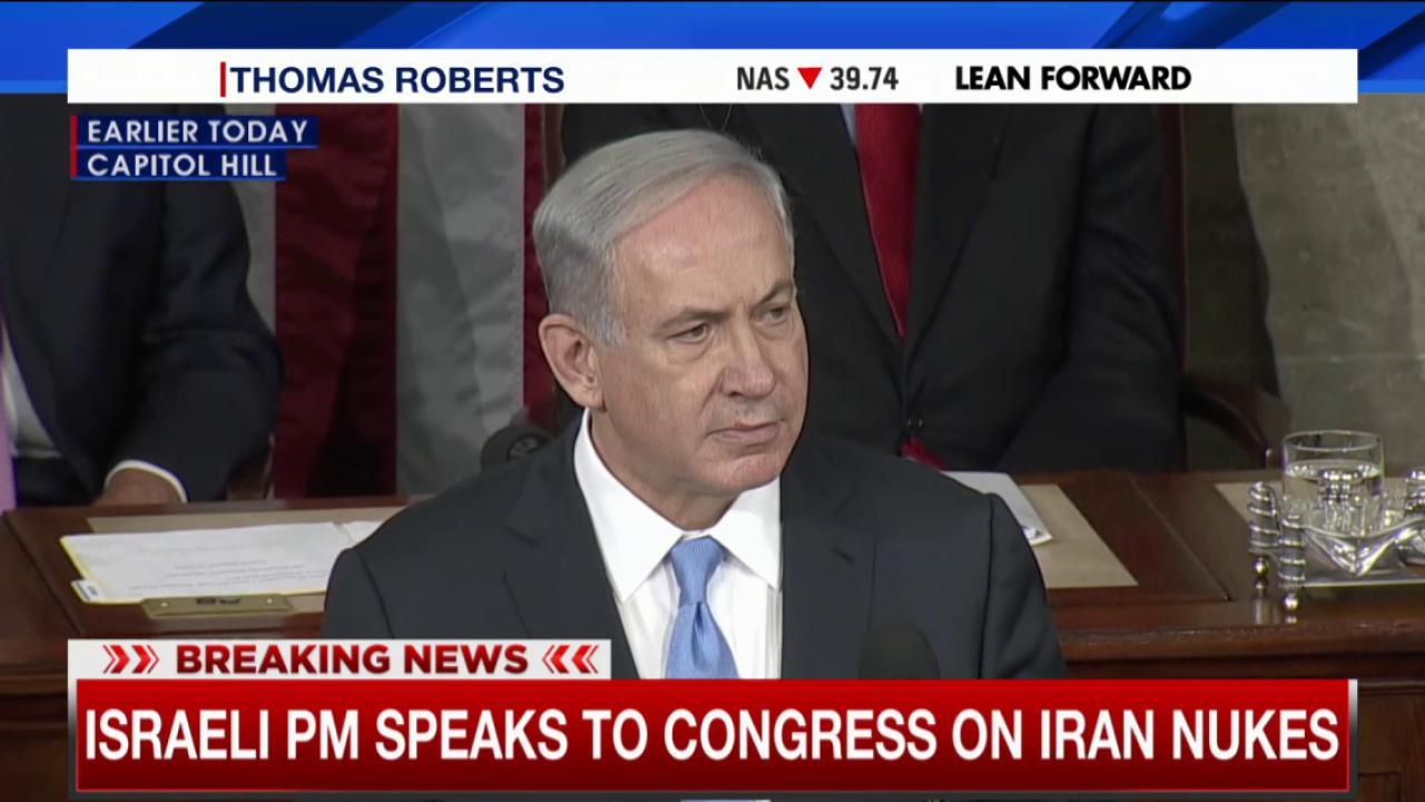 Netanyahu Blasts US Deal with Iran