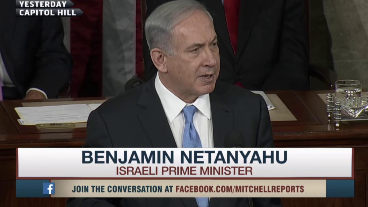 Netanyahu urges alternative deal with Iran