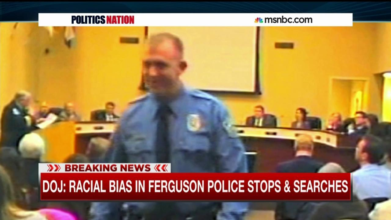Officer Darren Wilson cleared