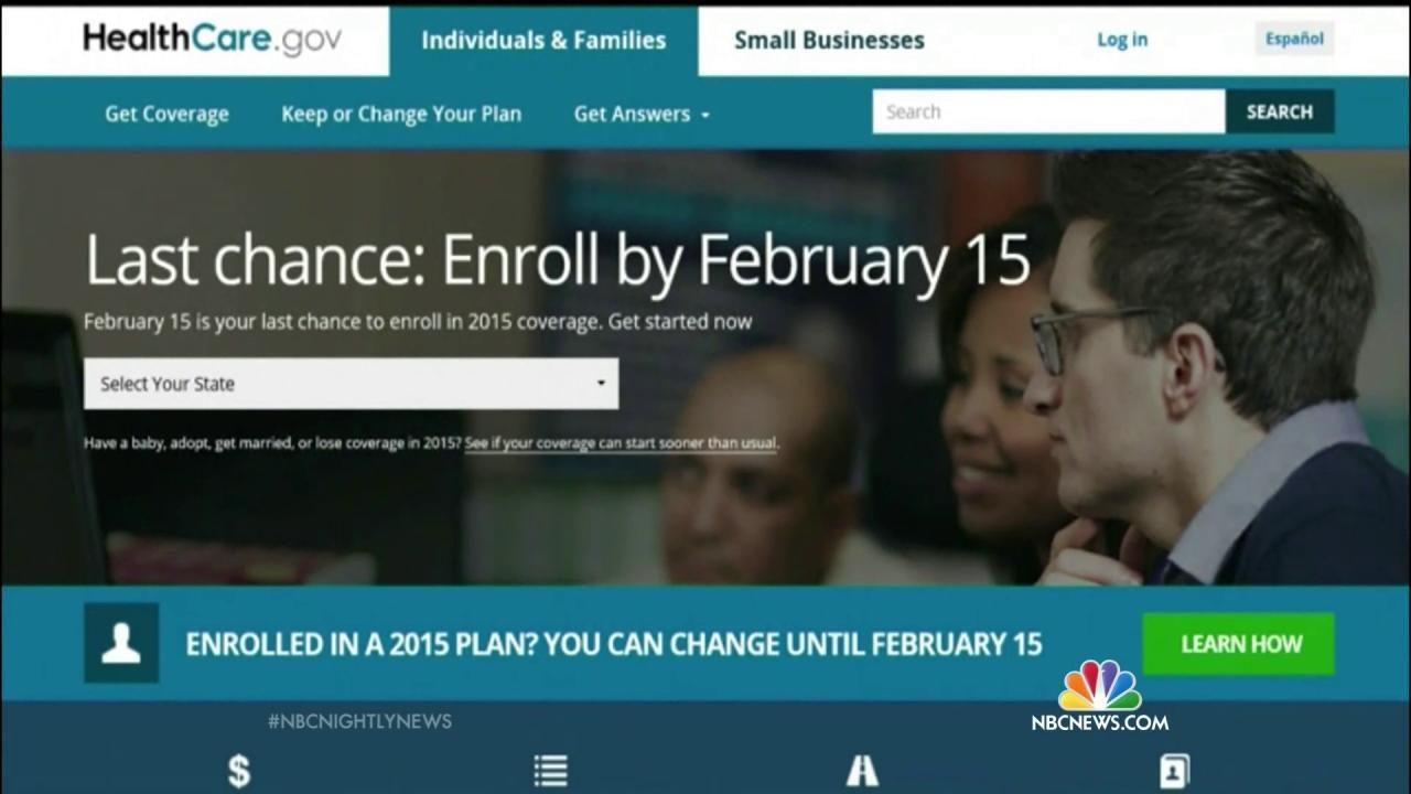 Obamacare Gets Health Insurance to 16 Million New People, Feds Say