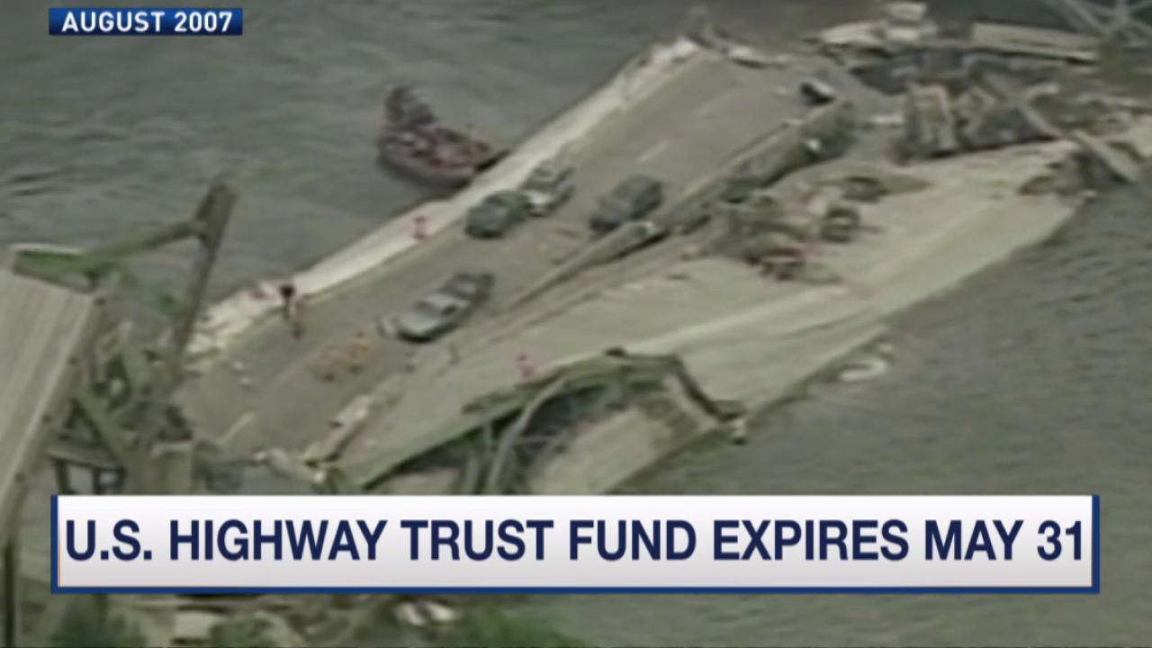 Fixing America's crumbling roads and bridges