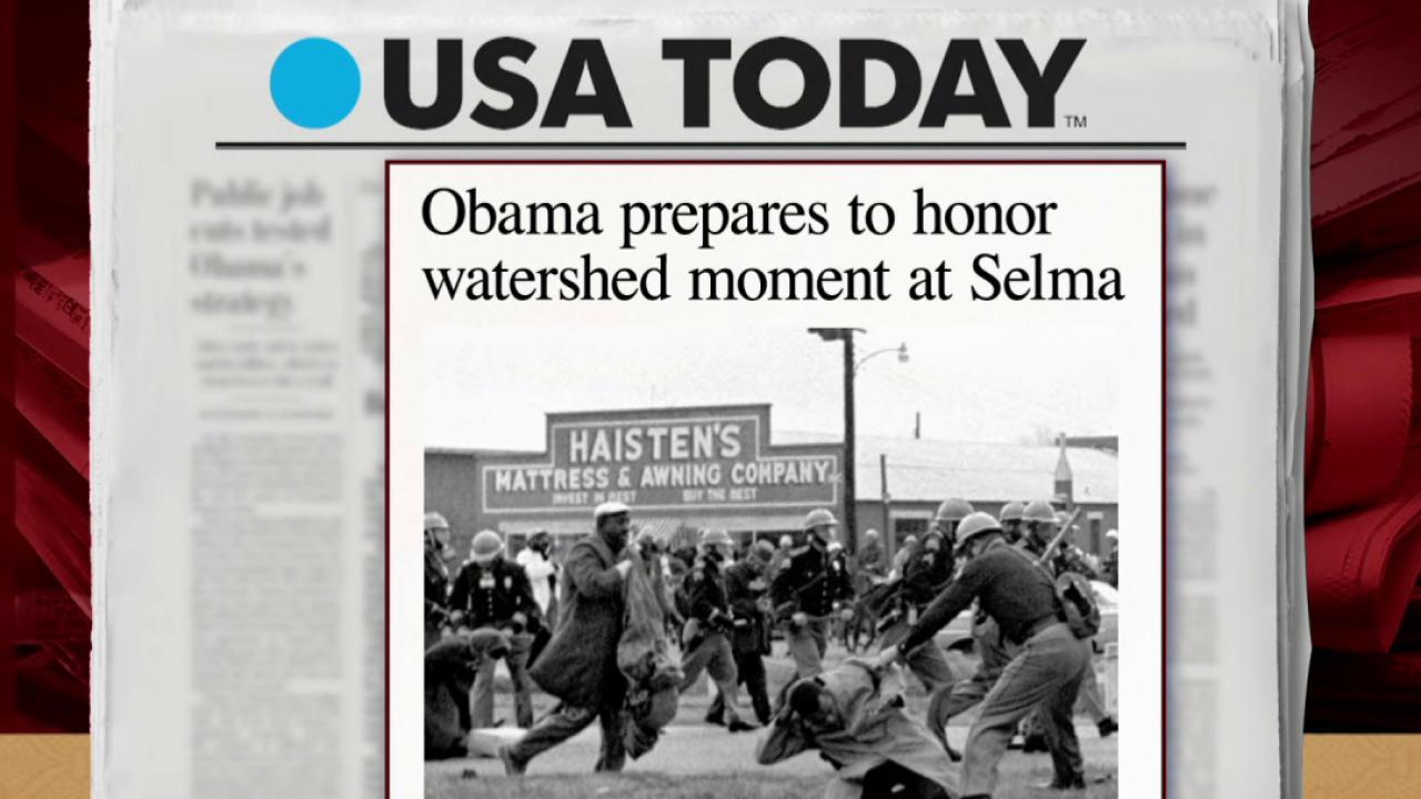 Joe: Hey GOP leadership, you must go to Selma