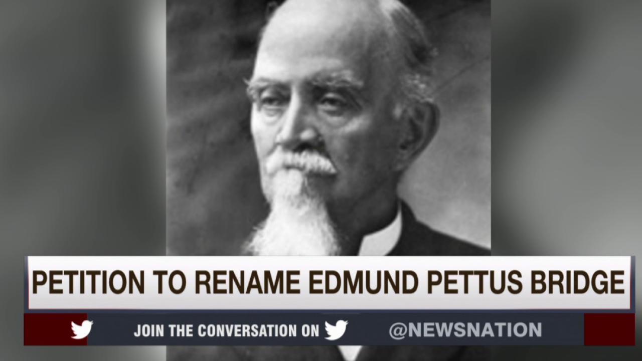 Should the Edmund Pettus Bridge be renamed?