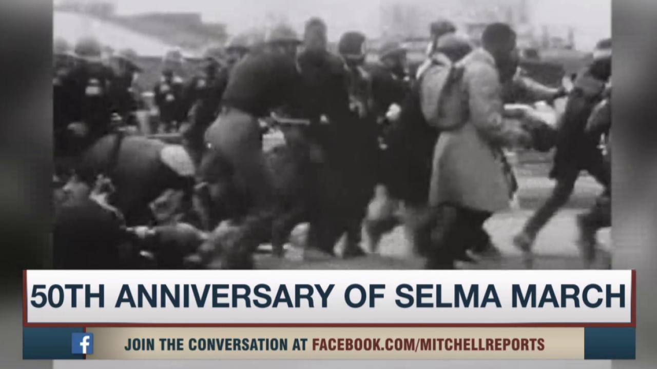 How the march from Selma shook the nation