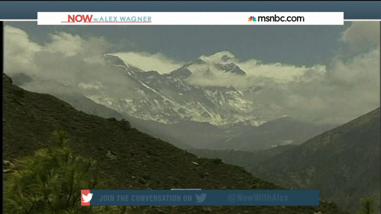 Mount Everest a 'fecal time bomb'