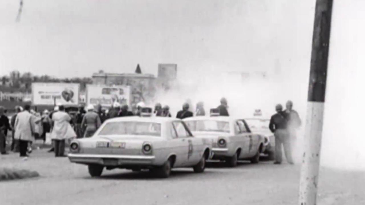 Covering Selma 50 years ago