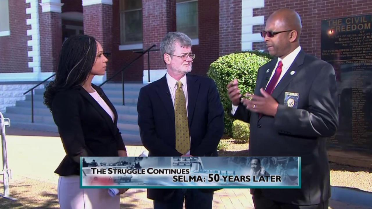 Selma then and now: Policing and communities