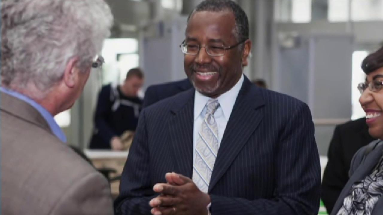Ben Carson surges ahead in polls