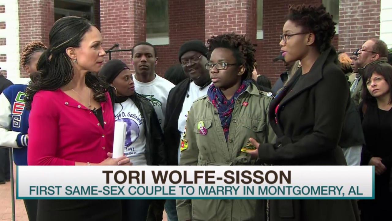 Navigating LGBT activism in the south