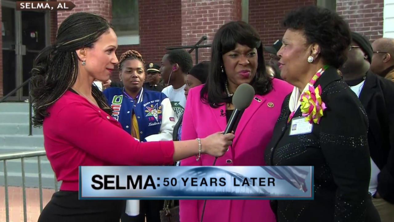 The legacy Selma left behind