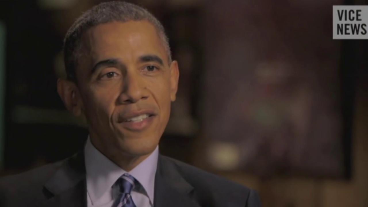 Obama: 'I'm embarrassed' for Senate GOP