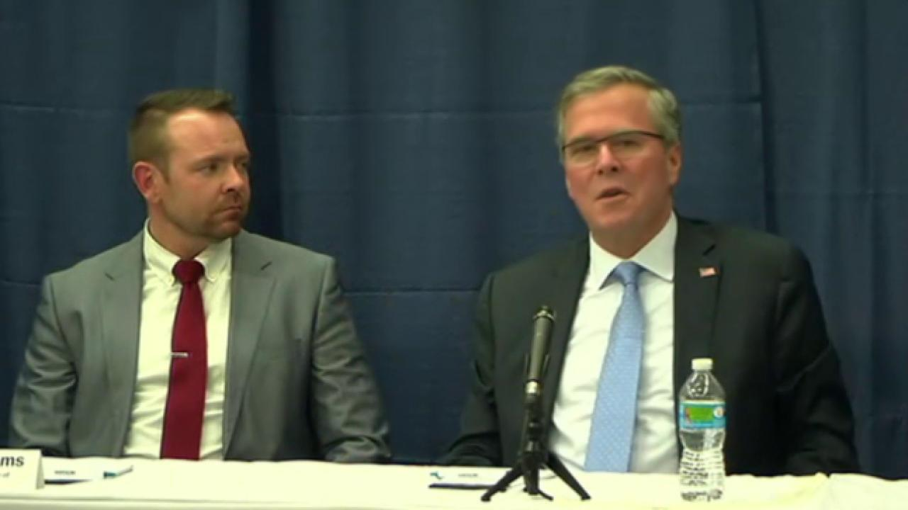 Potential GOP frontrunners court voters in NH