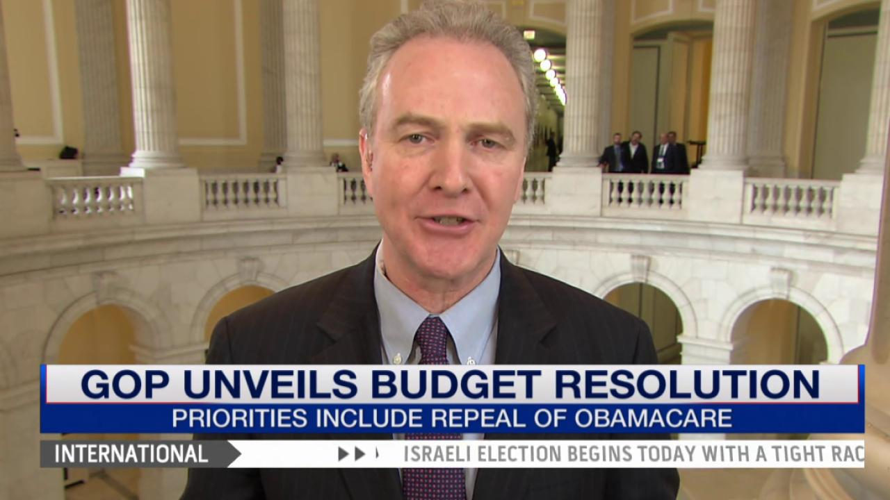 GOP budget: 'Great if you're already in...