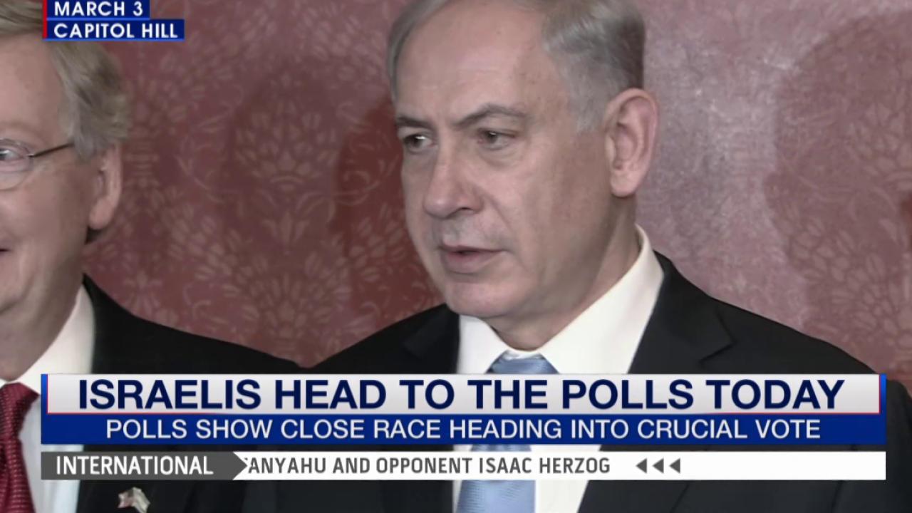 Netanyahu 'turns right' ahead of crucial...