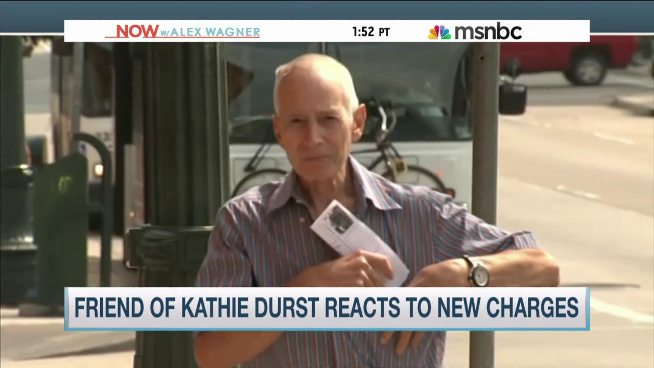Durst: 'How hard' to pull a trigger?