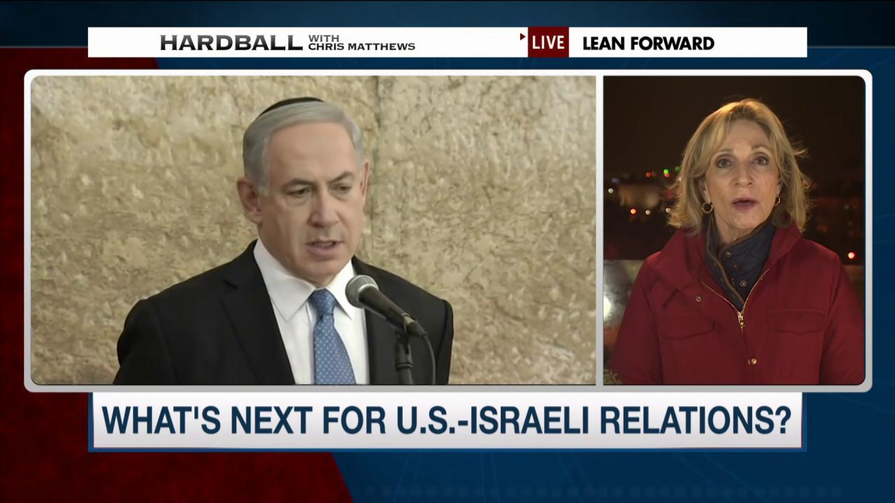 What's next for U.S.-Israeli relations?