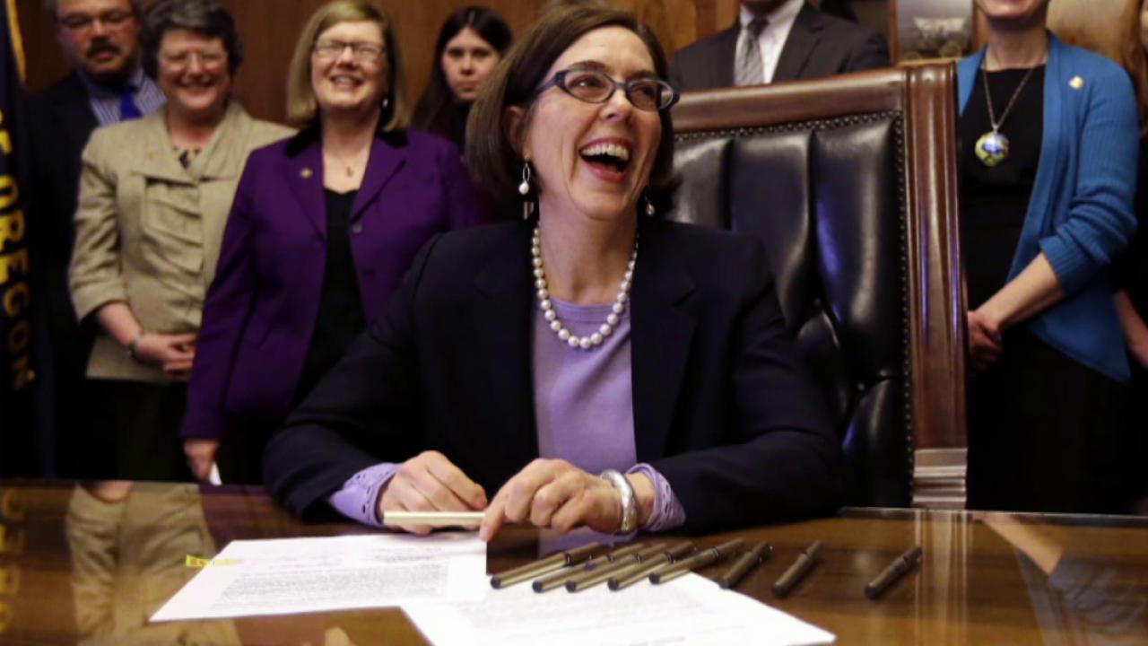Oregon leads nation in facilitating democracy