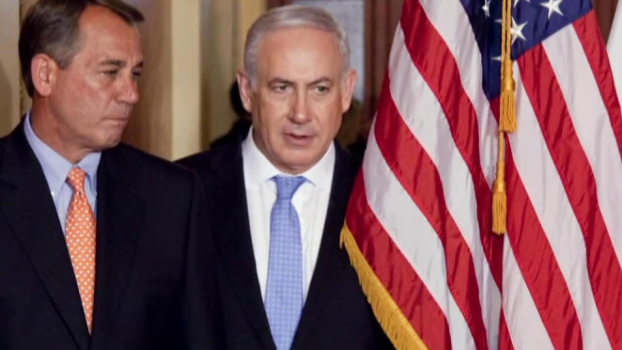 House Speaker John Boehner to visit Israel