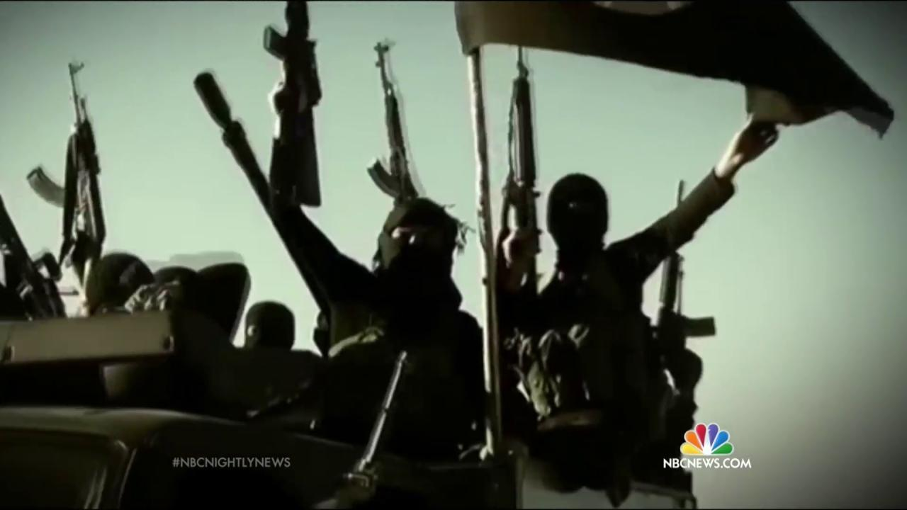 ISIS Group Claims to Have Hacked Information on U.S. Military Personnel