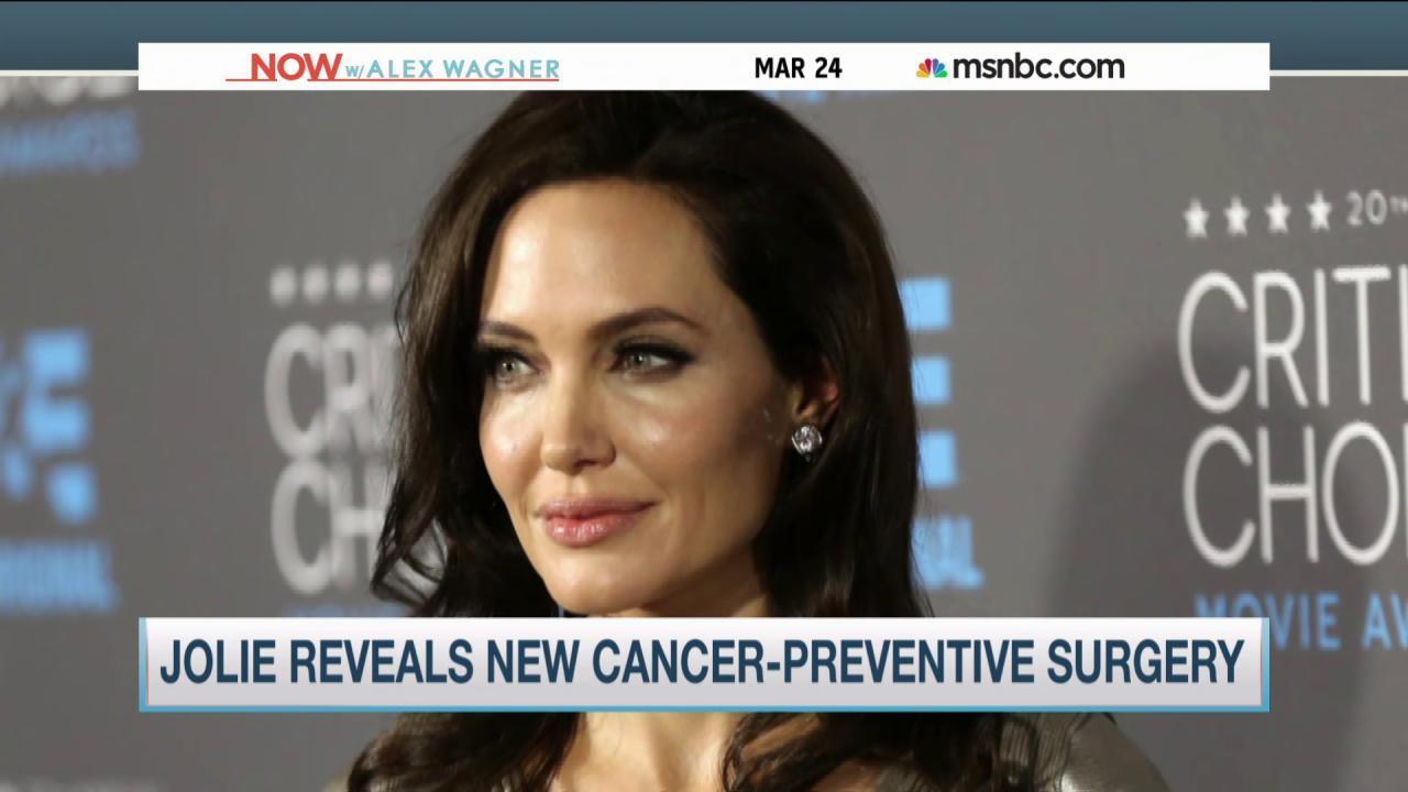 Angelina Jolie: 'Knowledge is power'