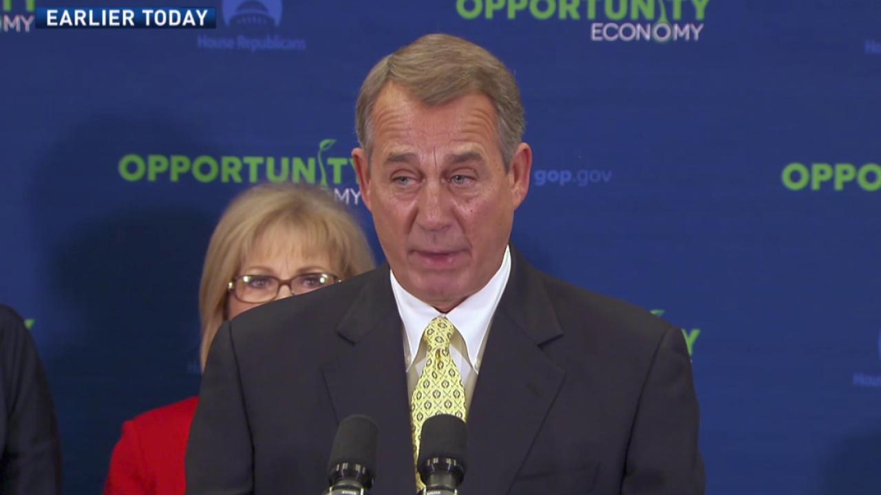 Boehner baffled over WSJ accusations