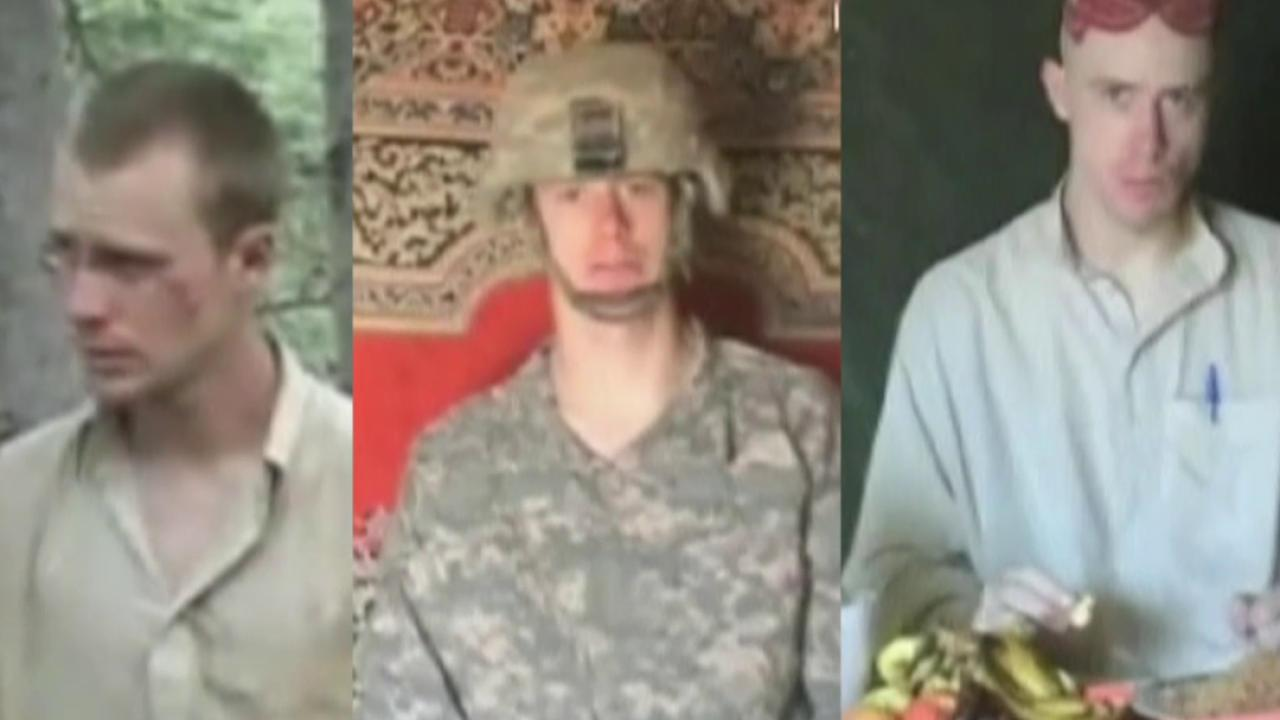 What is the next step for Bergdahl?