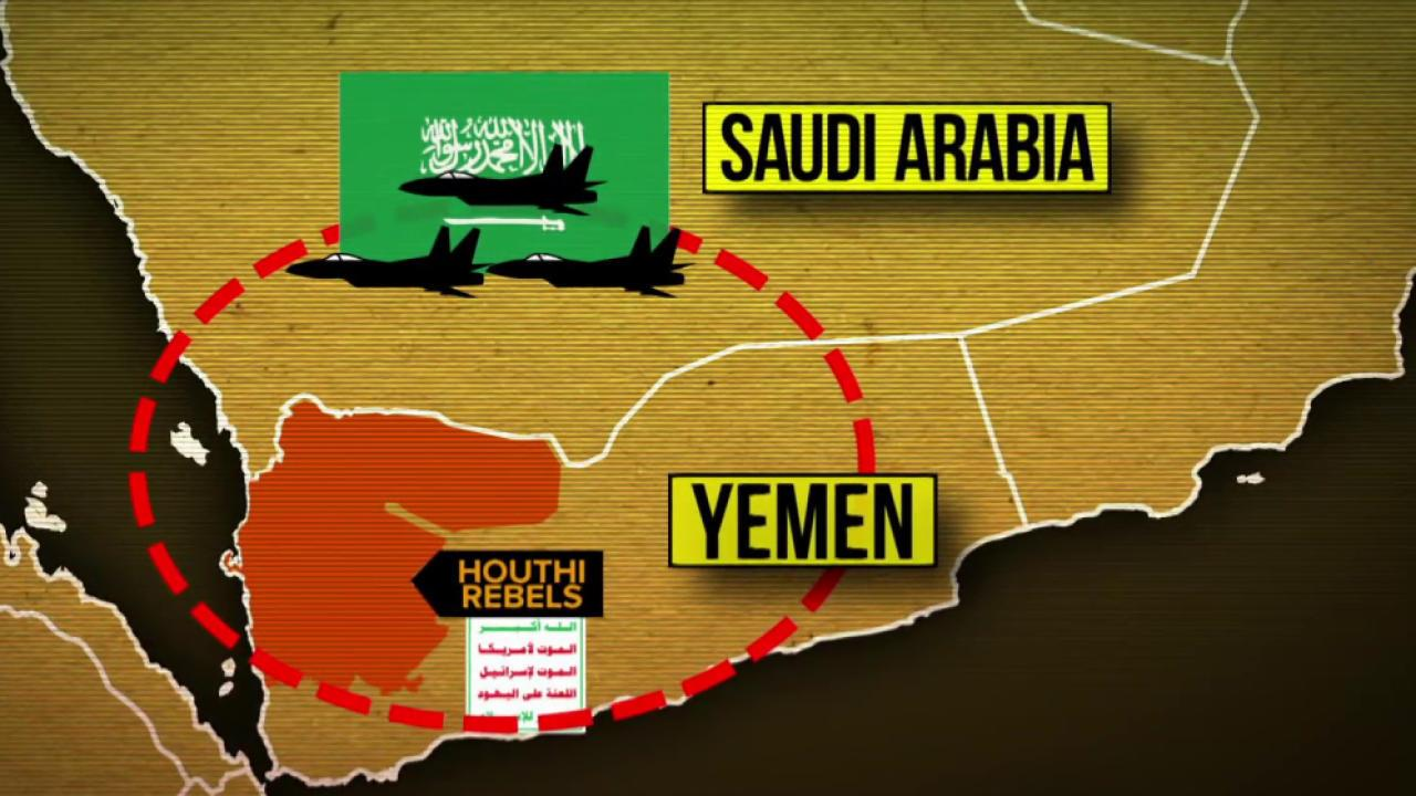 US on both sides of Middle East proxy war
