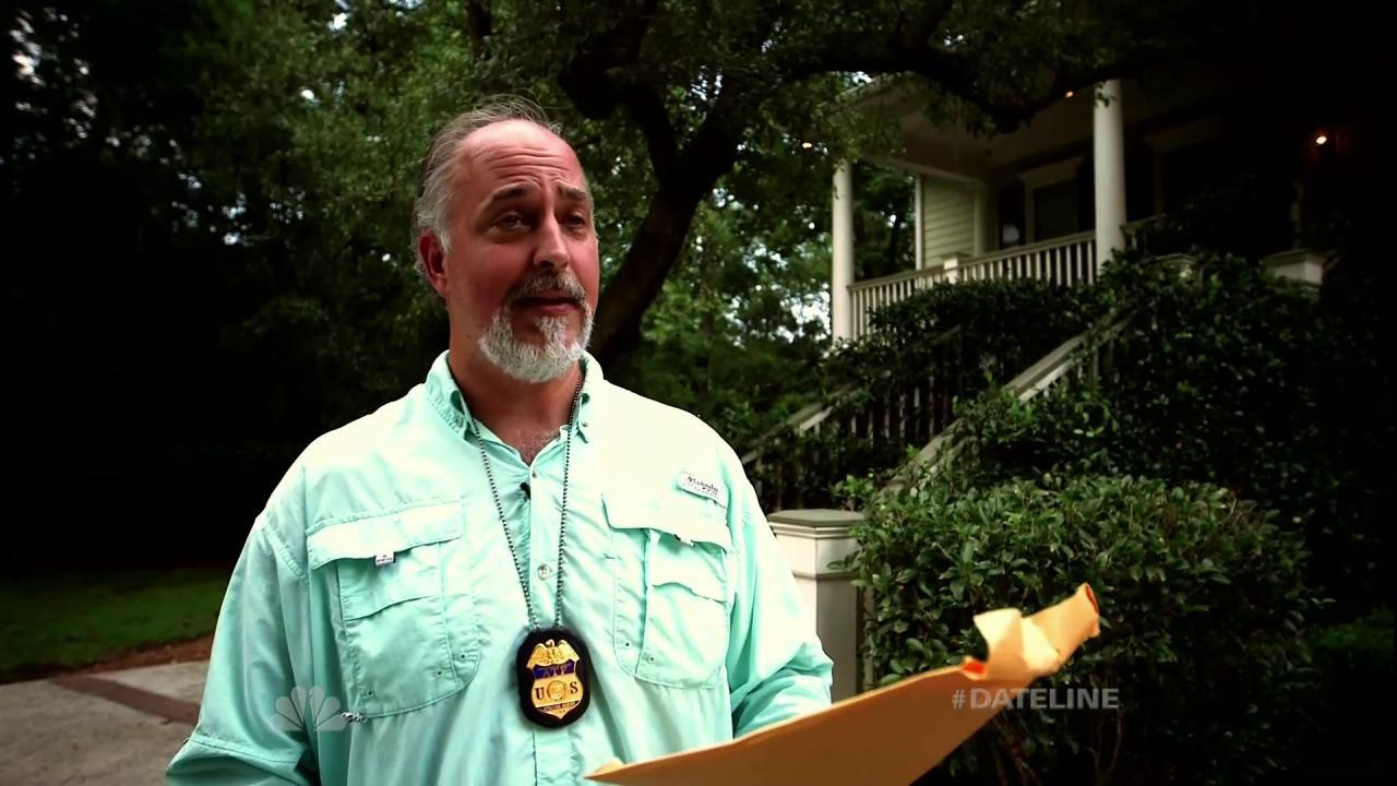 The Charleston Affair Part 5