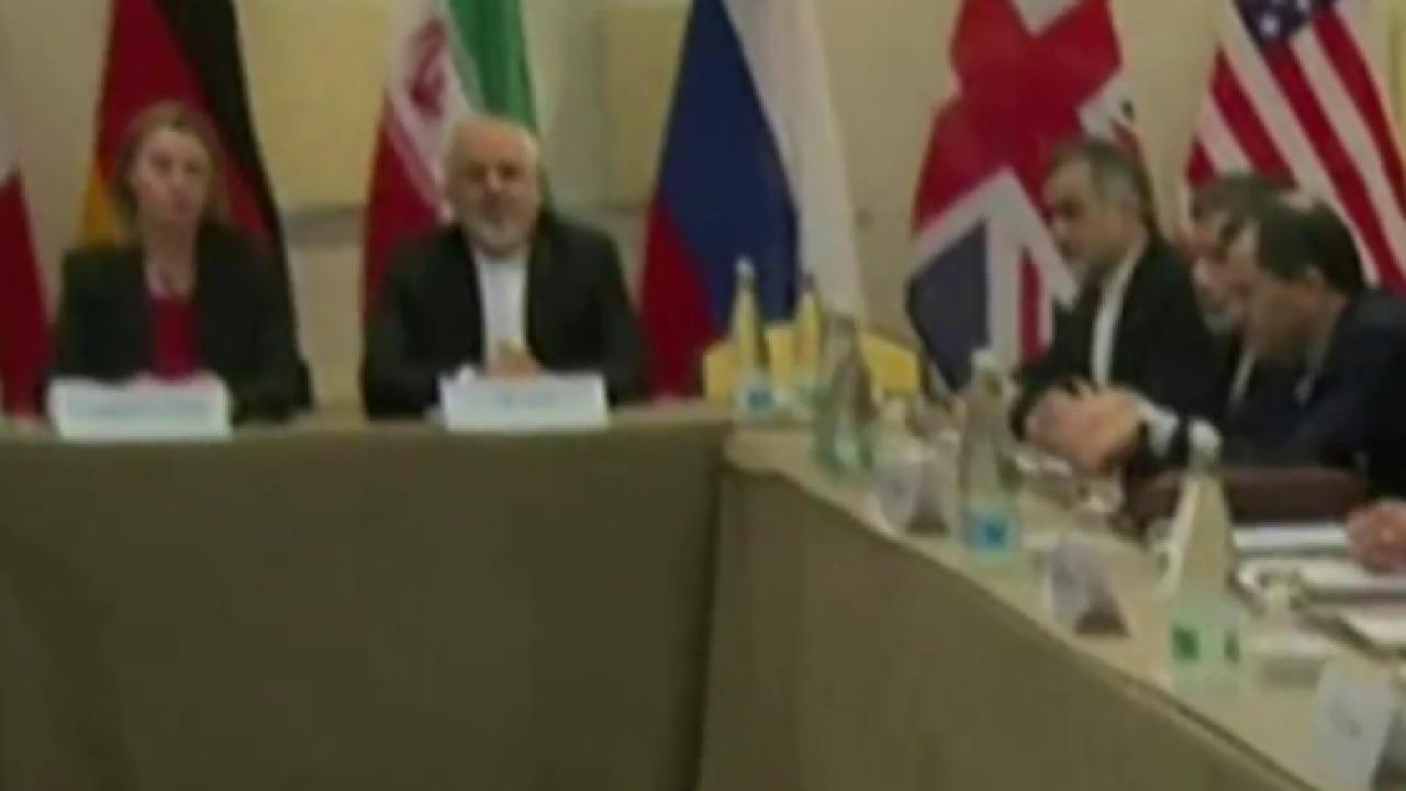 Deadline day for Iran nuclear talks