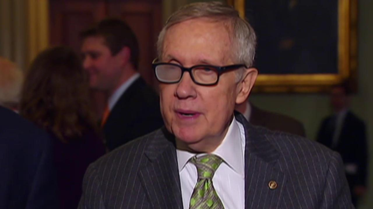 Harry Reid leaves strong legacy among Latinos