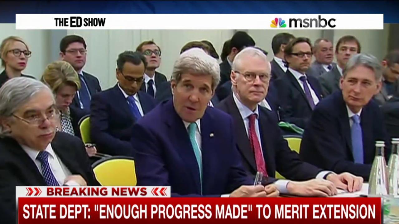 Iran, US 'hopeful' about negotiations