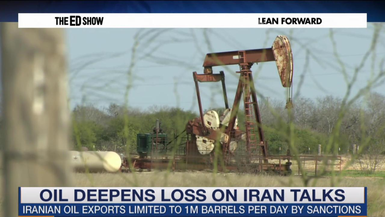 Black gold linked to Iranian Deal