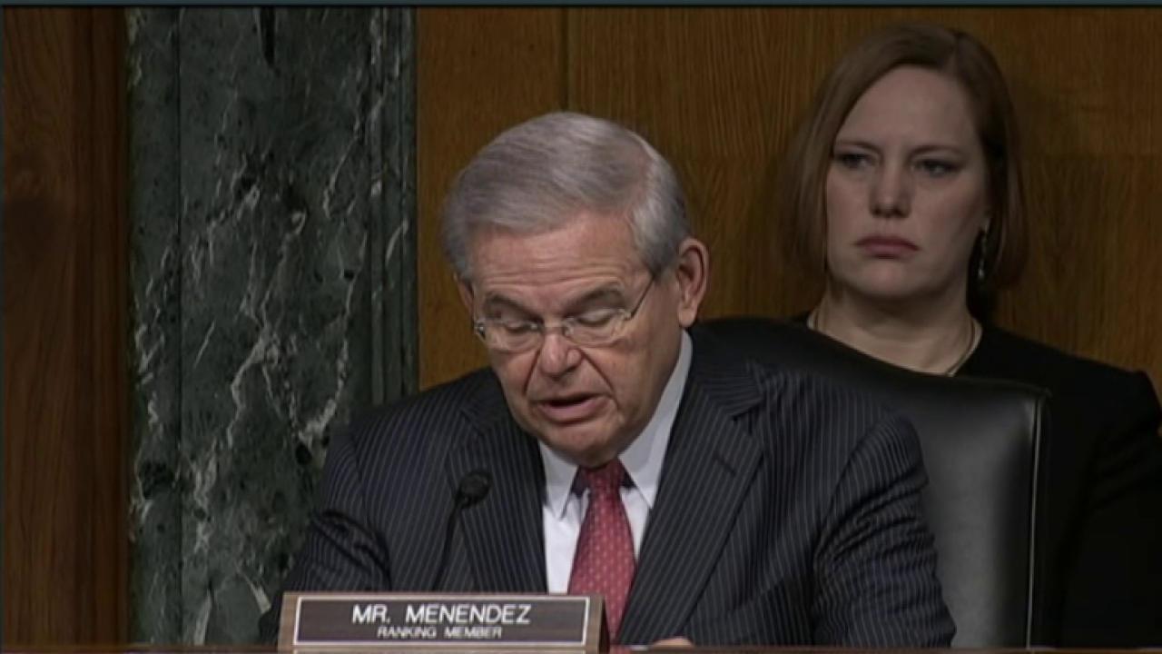 Indicted Menendez a likely pariah in Senate
