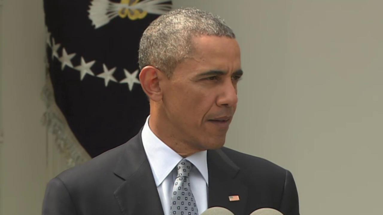 Obama: US, Iran reach 'historic'...