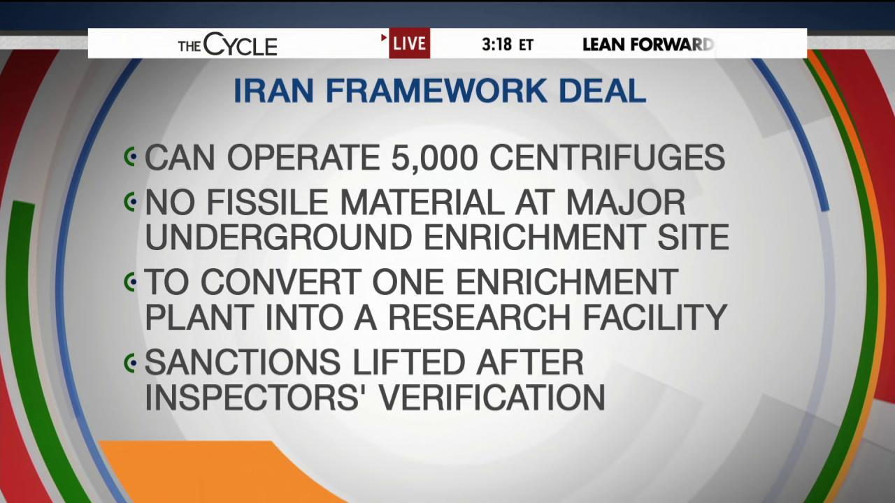 Obama: 'If Iran cheats, the world will...