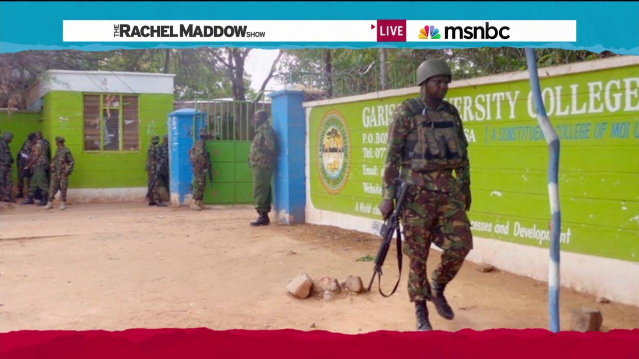 Terrorists target Christians in Kenya attack
