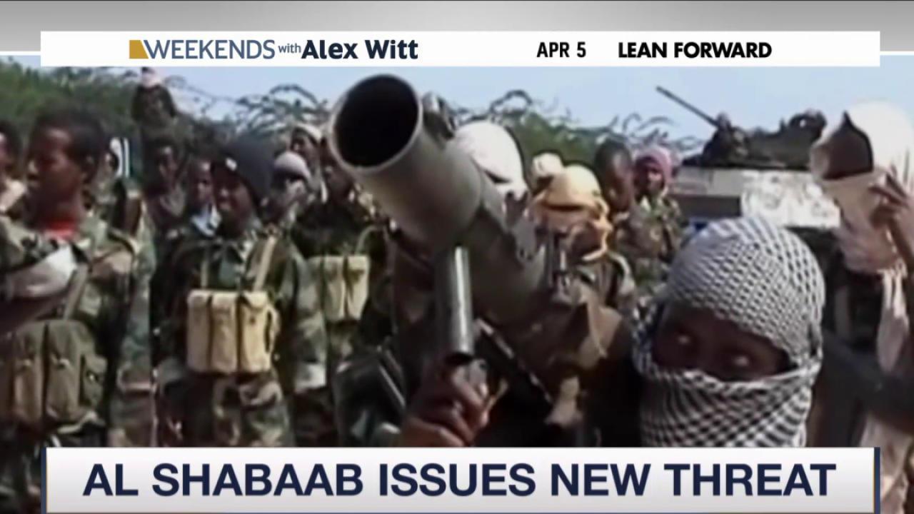 More threats from Al-Shabaab