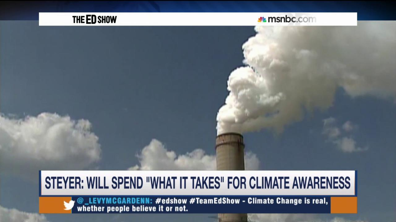 Fighting the GOP's climate-denying policy