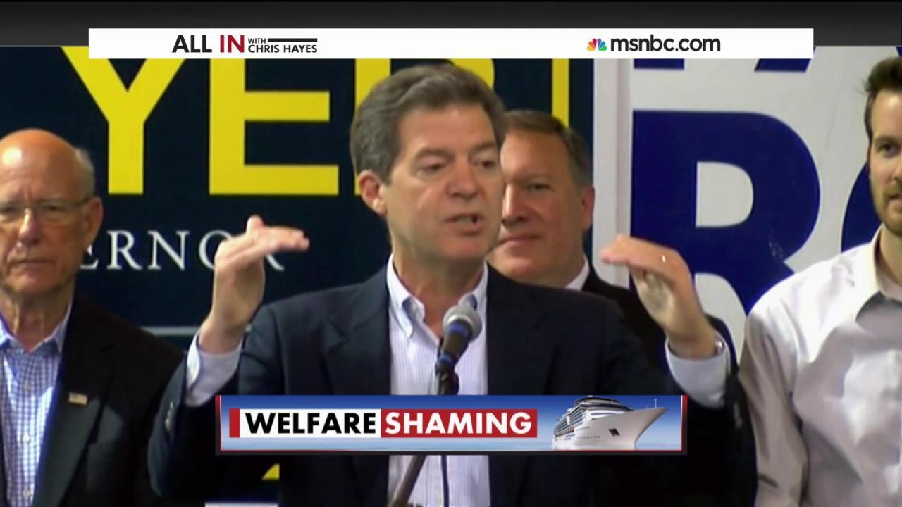 'Welfare shaming' takes off in Kansas