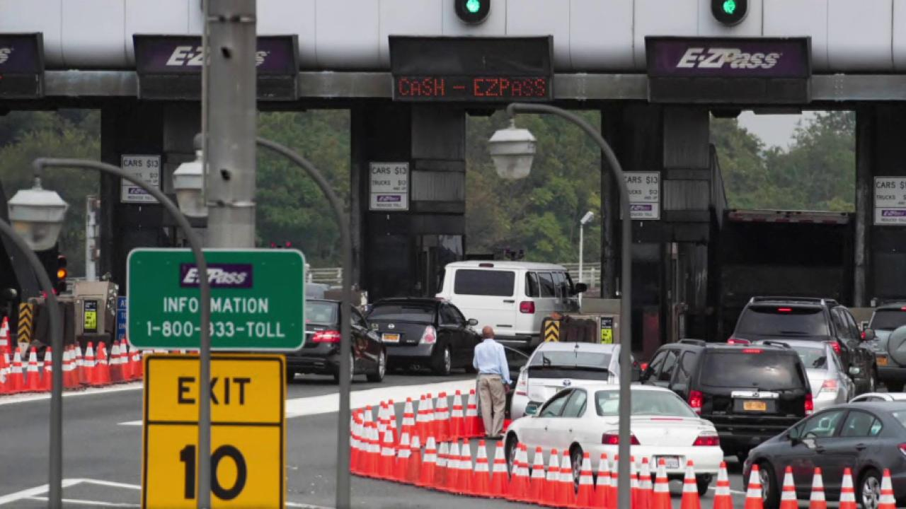 Fmr. Port Authority Chairman leaving his...