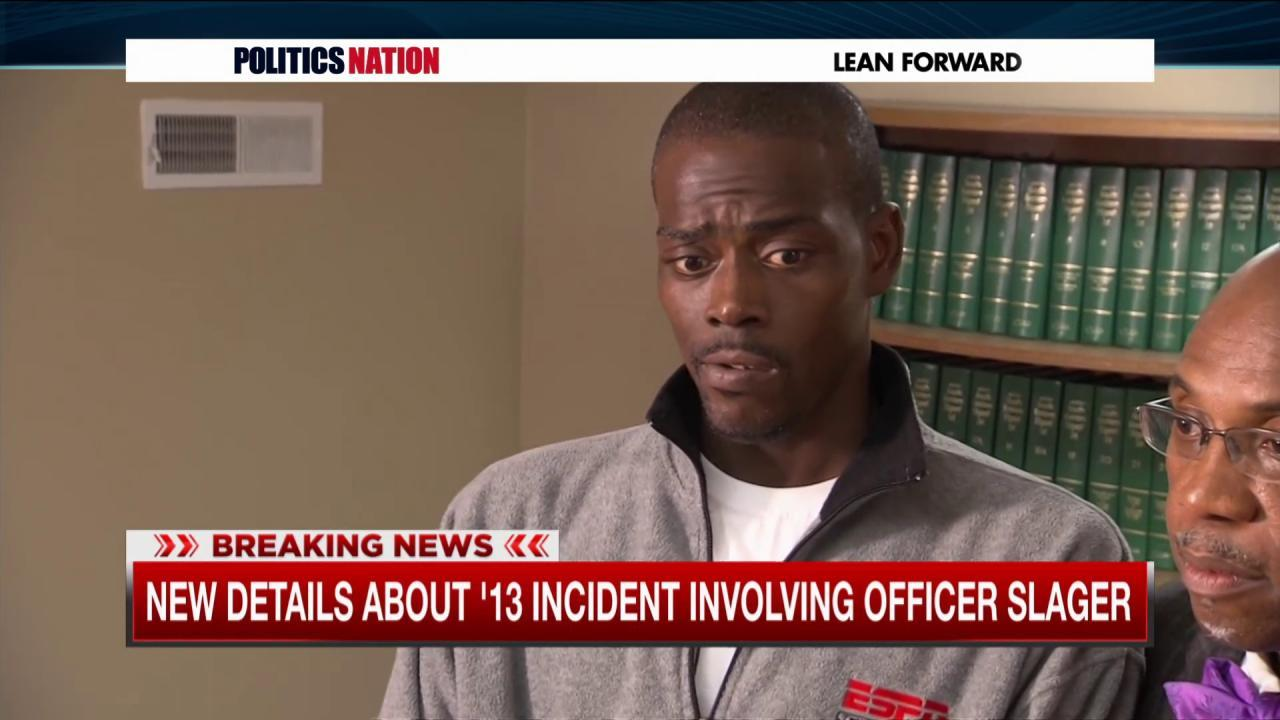 Officer Slager's questionable past
