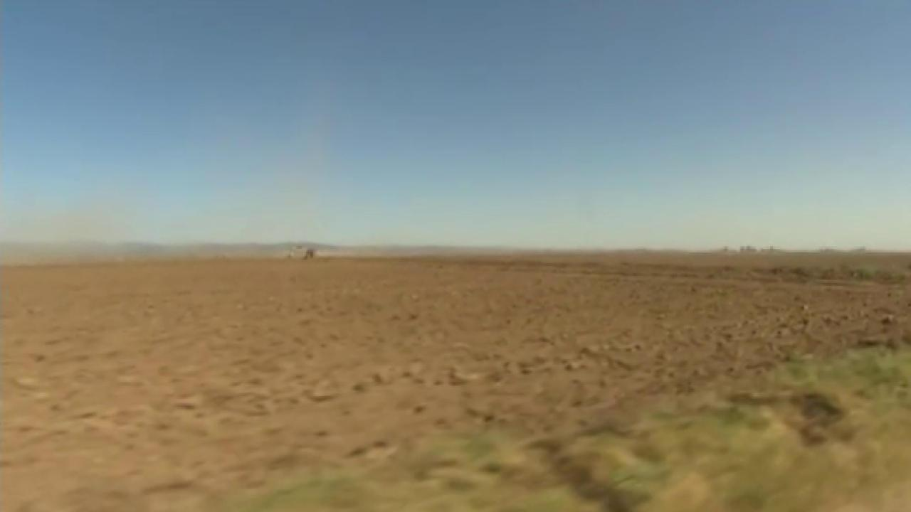 Drought dampens California economy