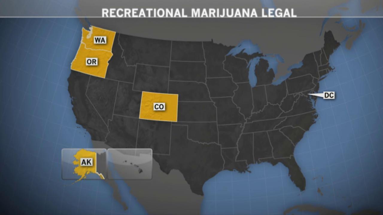 Is America's marijuana experiment working?