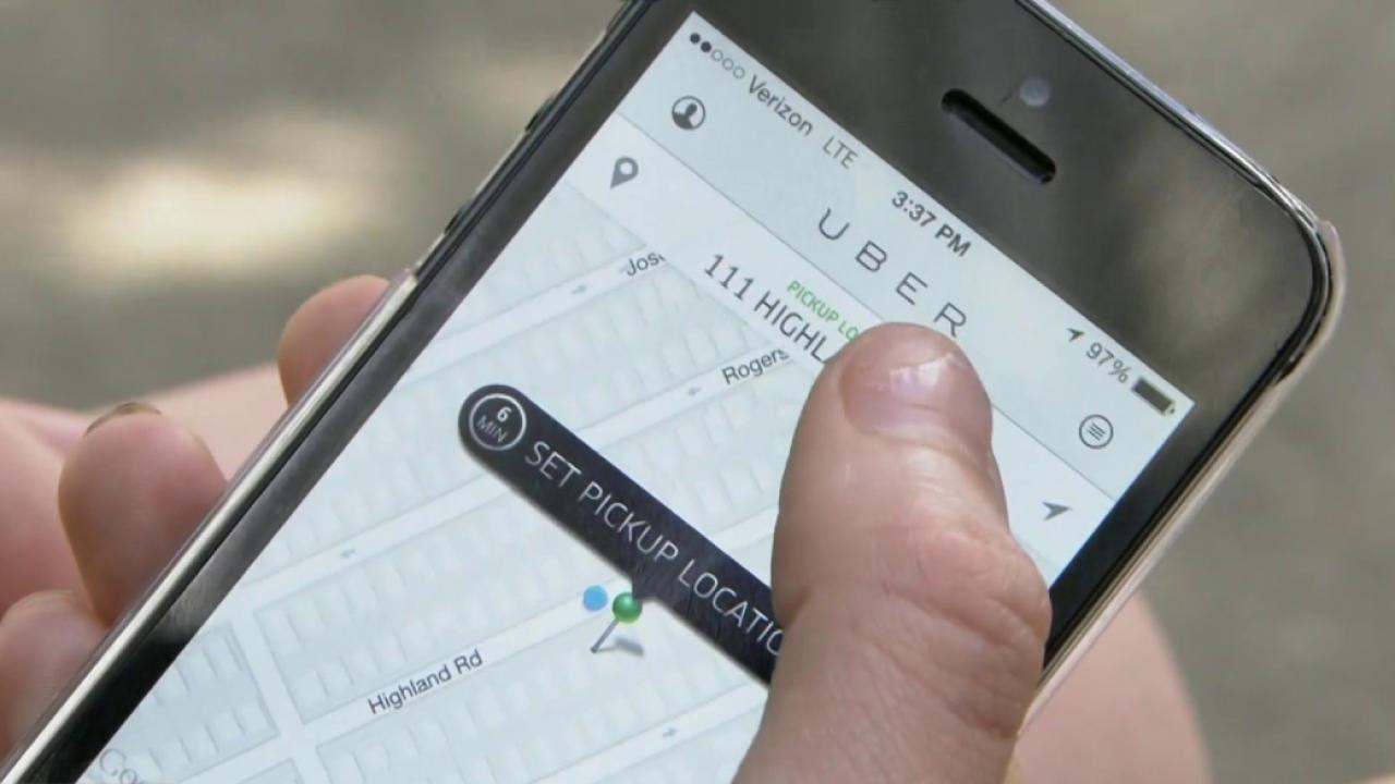 Uber sued for discrimination